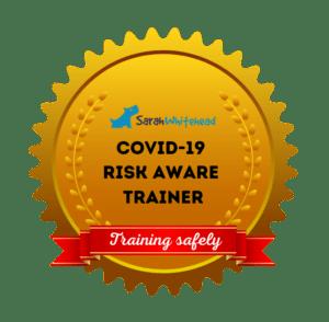 COVID-19 Risk Aware Trainer